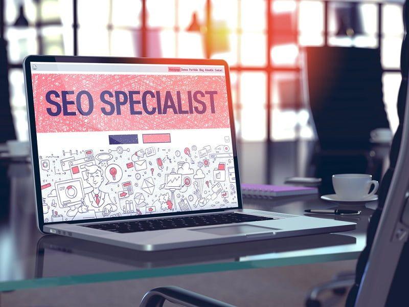 Prospek Kerja Sistem Informasi SEO Specialist
