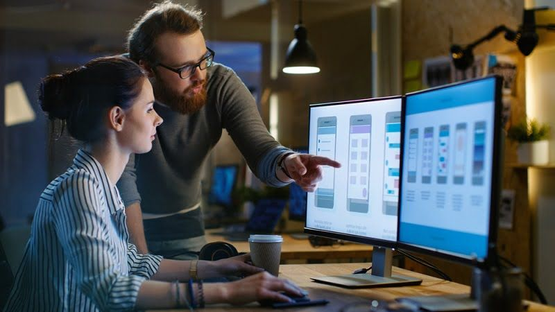 Prospek Kerja Sistem Informasi Web Applications Developer