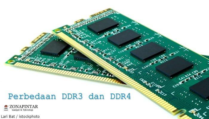 Perbedaan DDR3 dan DDR4