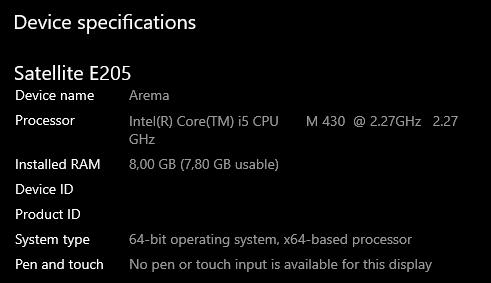 Perbedaan 32 bit dan 64 bit