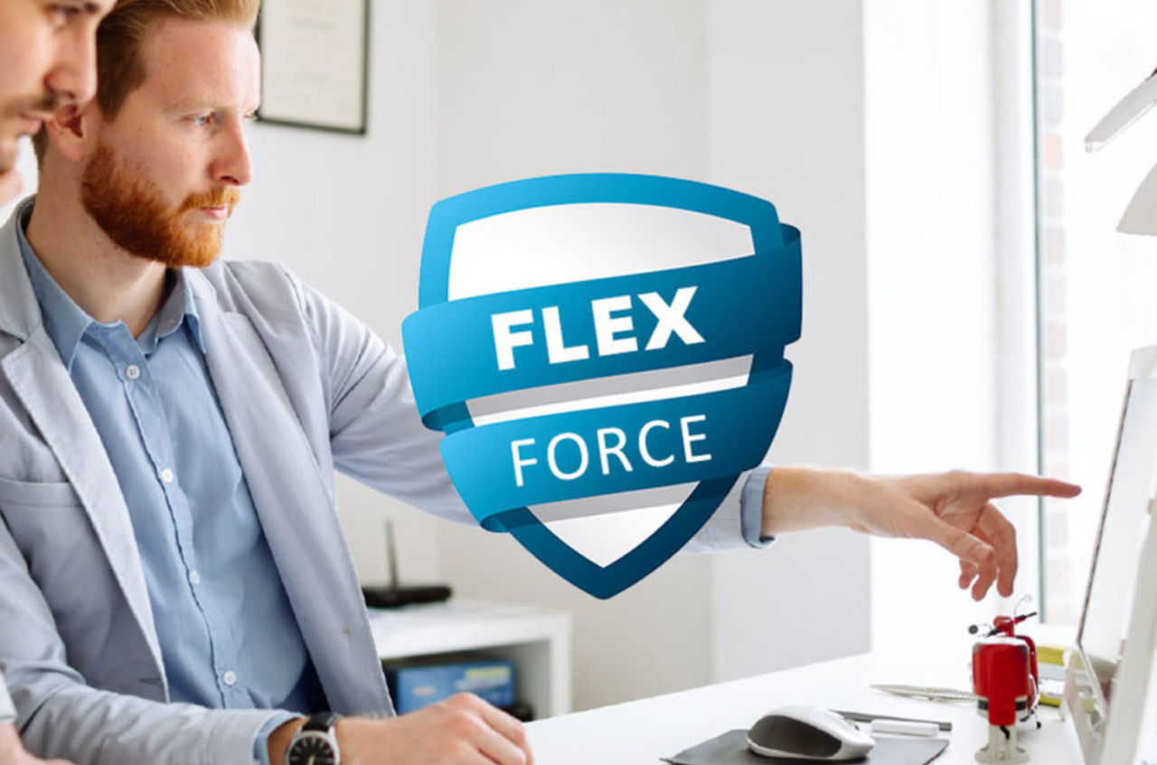 FlexForce for on-site repairs