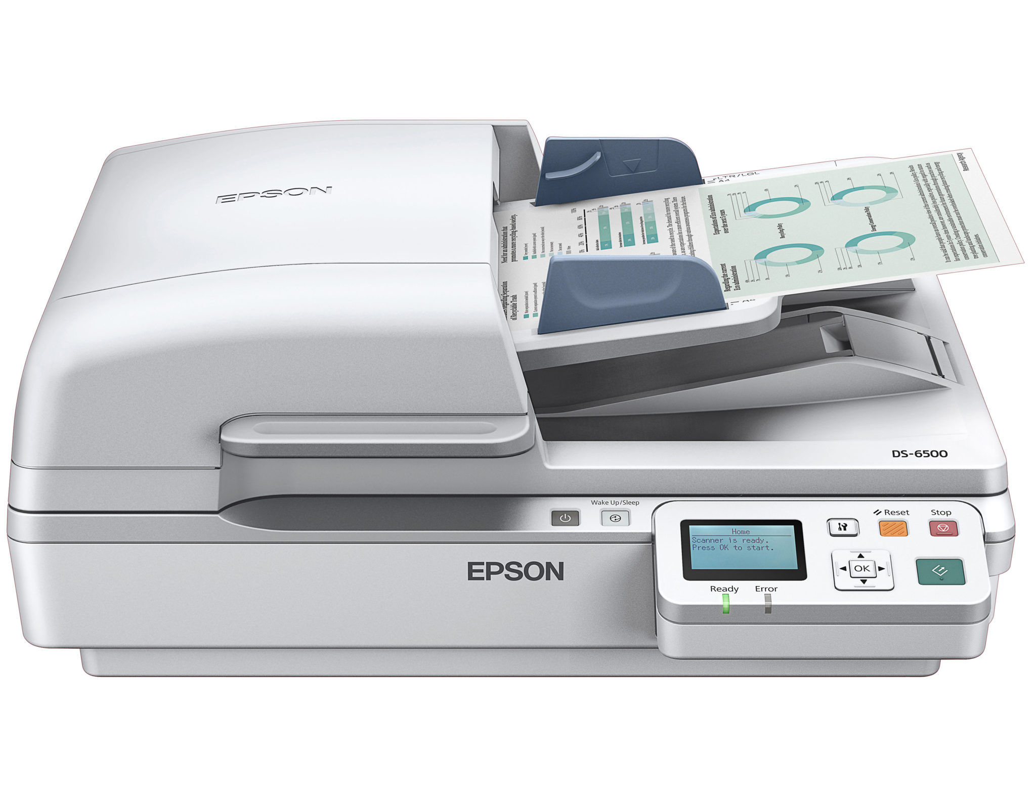 Epson WorkForce DS-6500 Color
