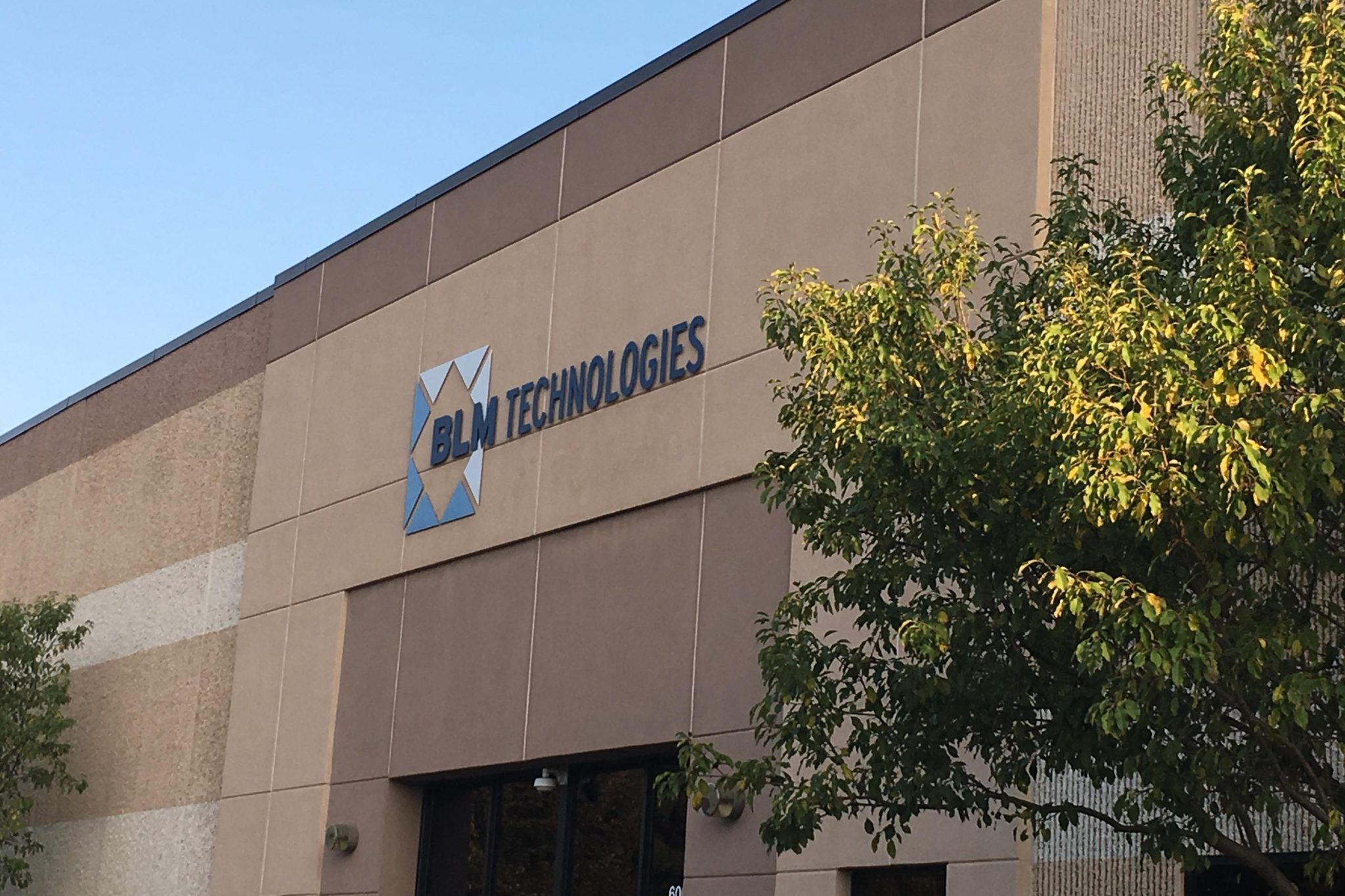 BLM Technologies headquarters