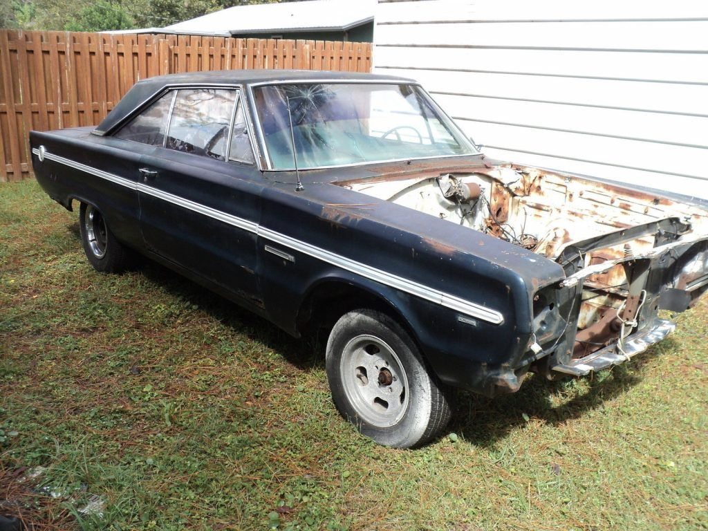 1966 Plymouth Belvedere II 426 Hemi Project