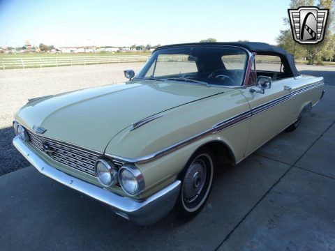 1962 Ford Galaxie Sunliner for sale