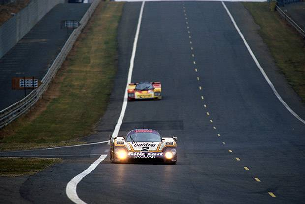 1988 Le Mans 24 Hours report