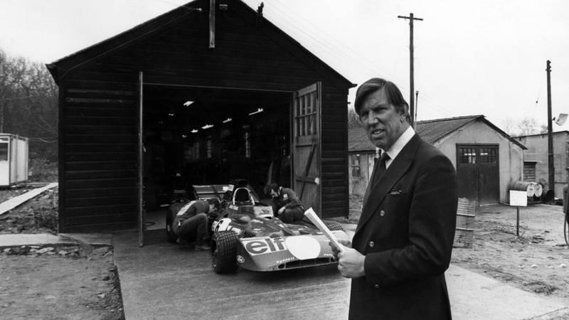 Ken Tyrrell, 1971