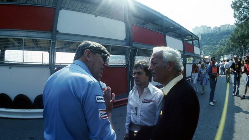 Ken Tyrrell, Monaco 1982