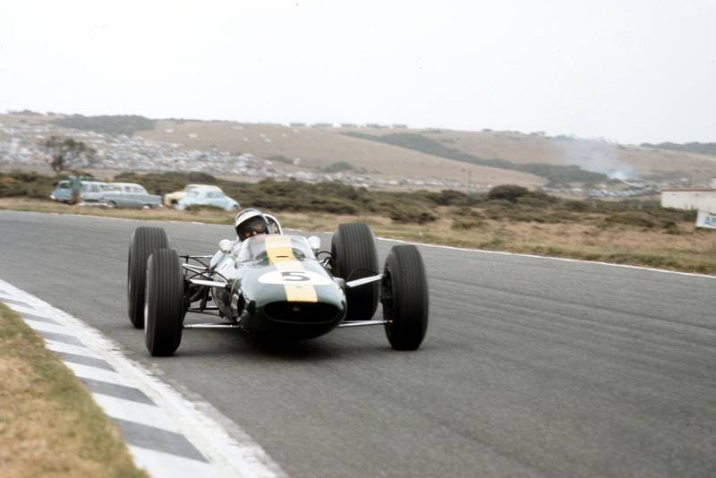Jim Clark (Lotus 33 Climax).
