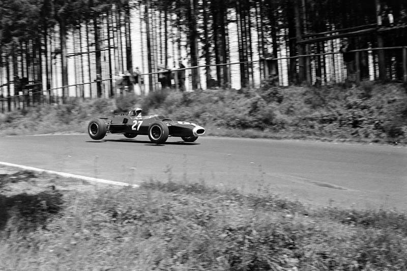 Jacky Ickx, Matra MS5 Ford (F2).
