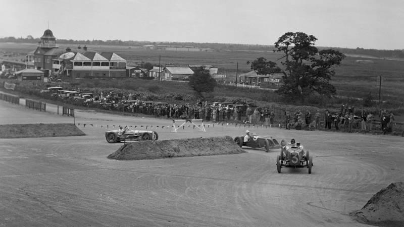 British GP, Brooklands 1926