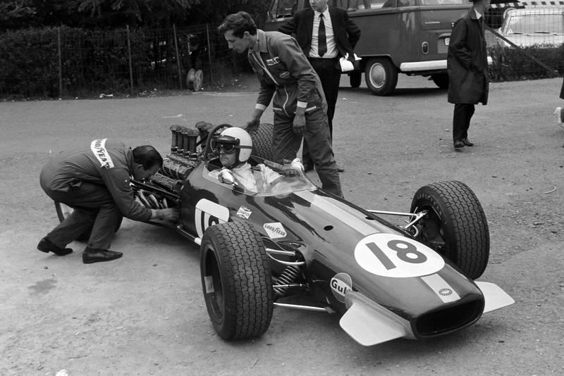 Jack Brabham, Brabham BT26 Repco.