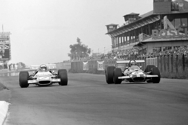 1969 German GP race
