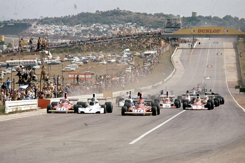 The 1974 South African Grand Prix, Kyalami