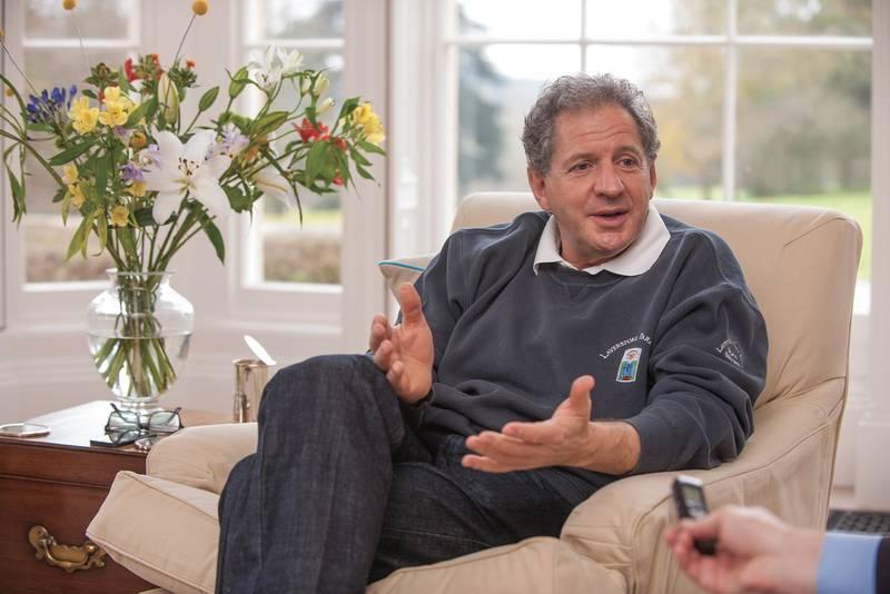 Jody Scheckter at home 4
