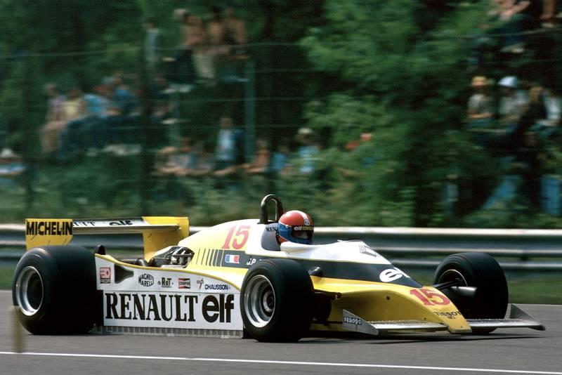 1979 Italian GP pole Jabouille