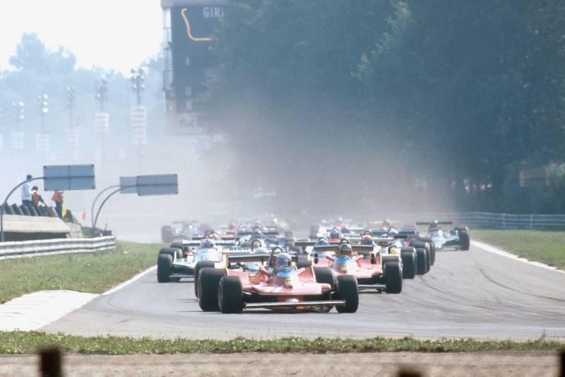 1979 Italian GP start