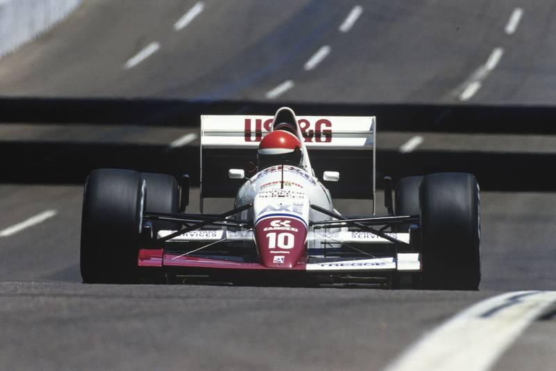 1989 US GP Cheever3rd