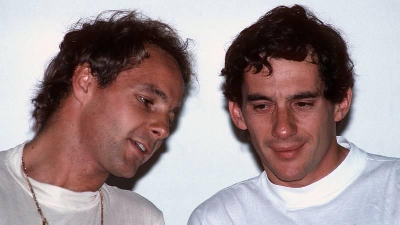 Gerhard Berger, 1991 Portuguese GP