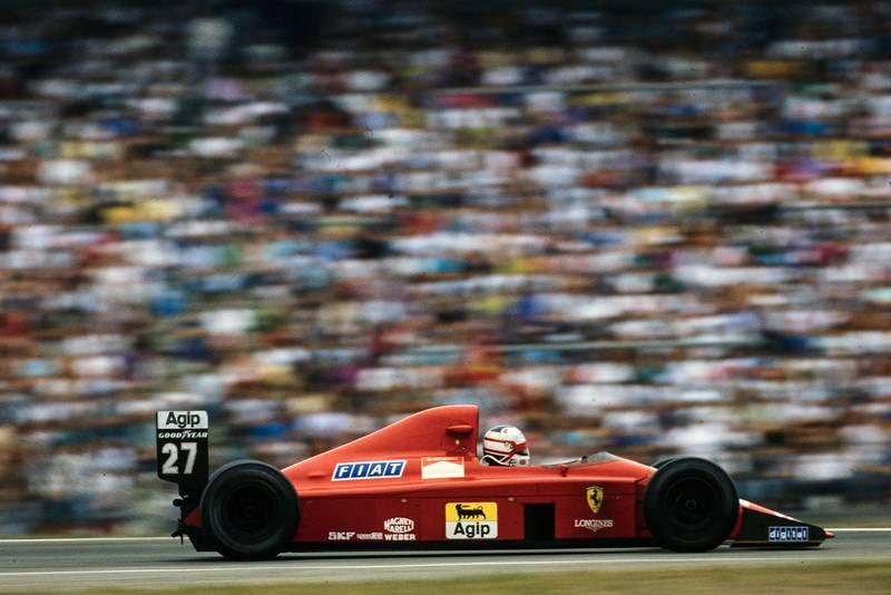 1989 GER GP MansellQ3