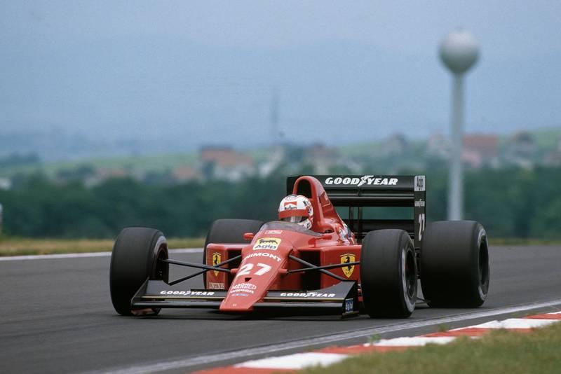1989 HUN GP feature
