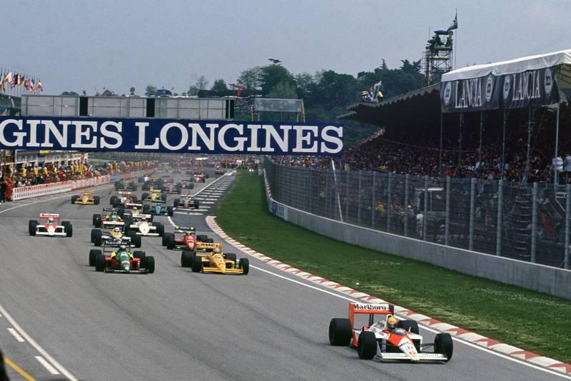 1988 SAN GP start