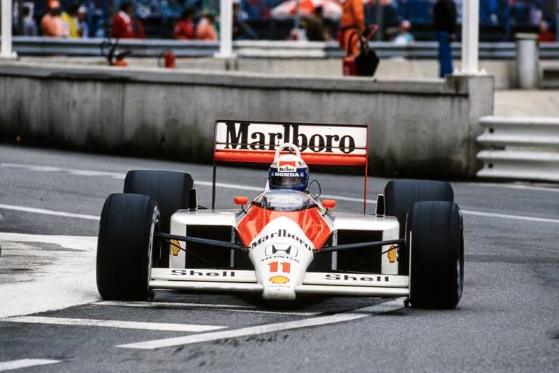 1988 MON GP Prost