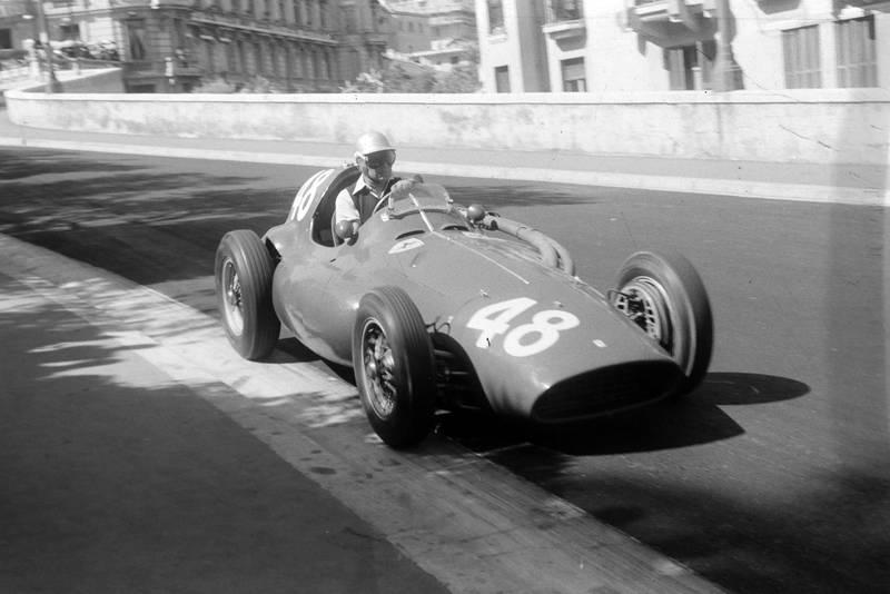 Piero Taruffi - Ferrari