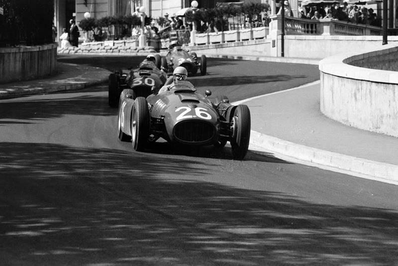 Alberto Ascari - Ferrari