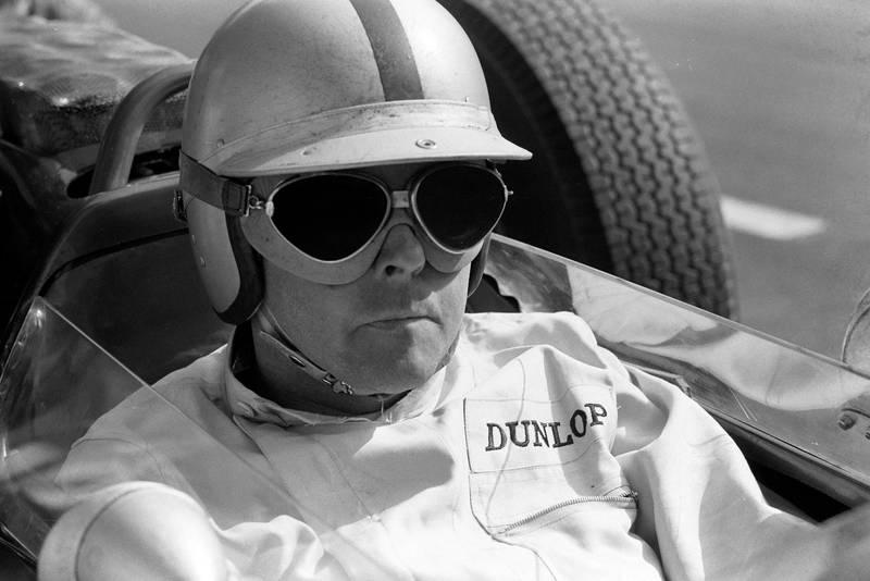Jack Brabham, Lotus 25 Climax.