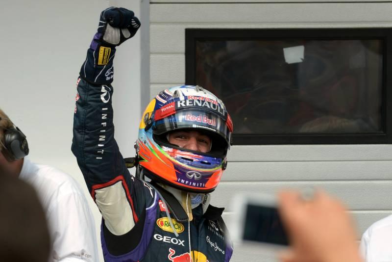2014 Hungarian GP report