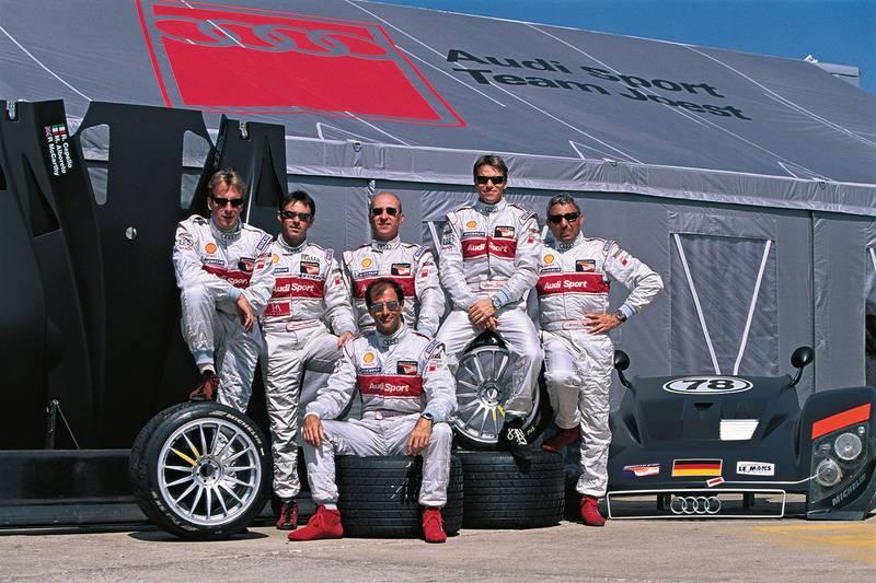 1999AudiDrivers_Audi