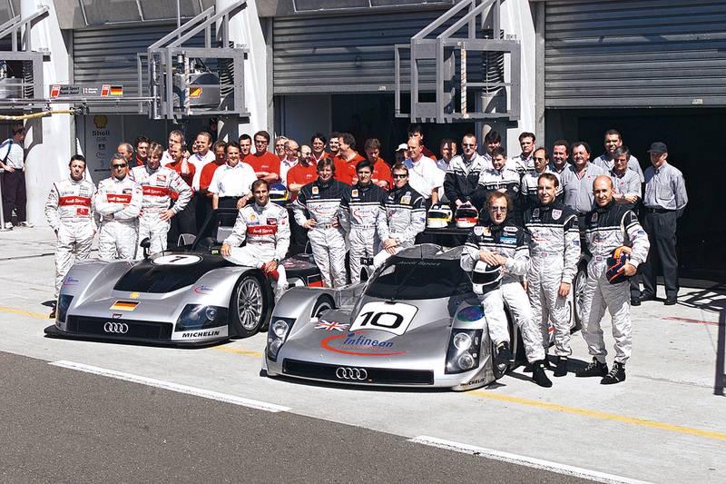 1999LeMans_Audi