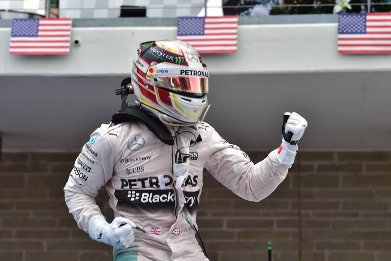 2015 United States GP report