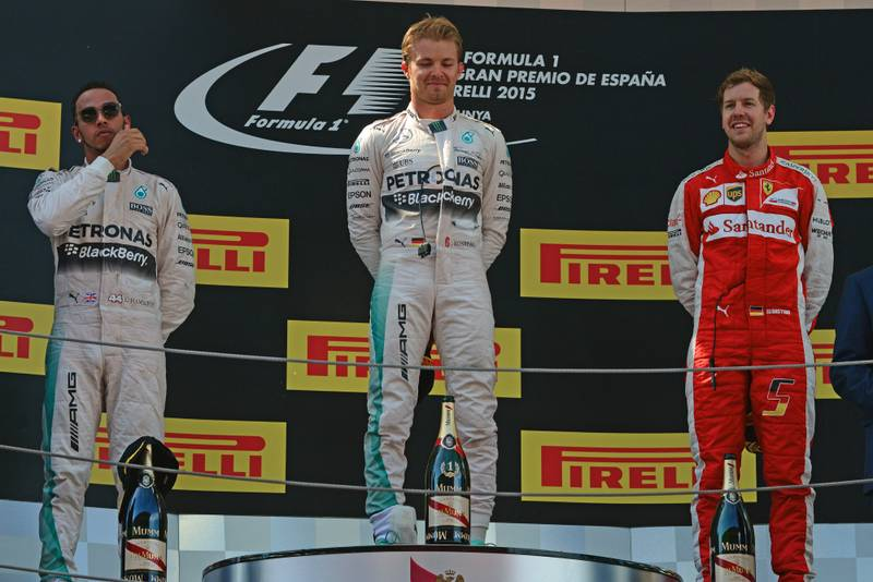 2015 Spanish GP report