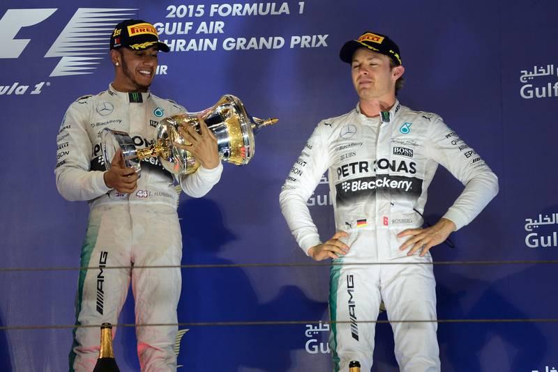 2015 Bahrain GP report