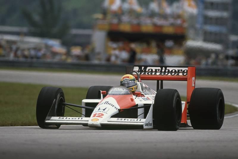 1988 BRA GP pole