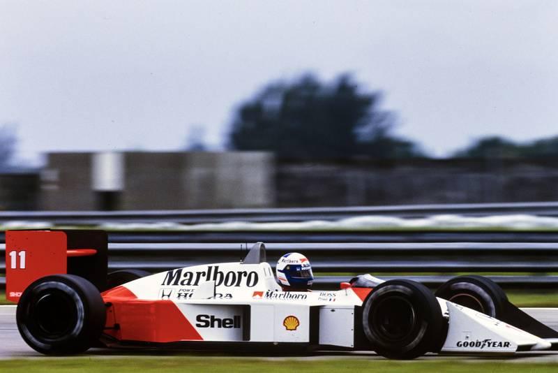 1988 BRA GP feature
