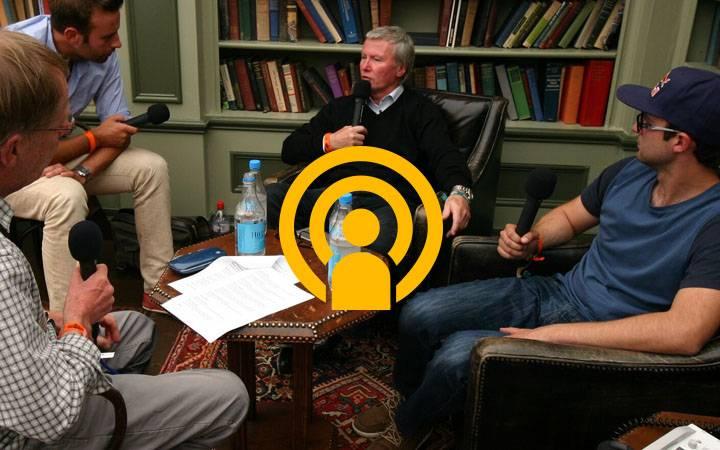 Steve Soper and Andrew Jordan podcast