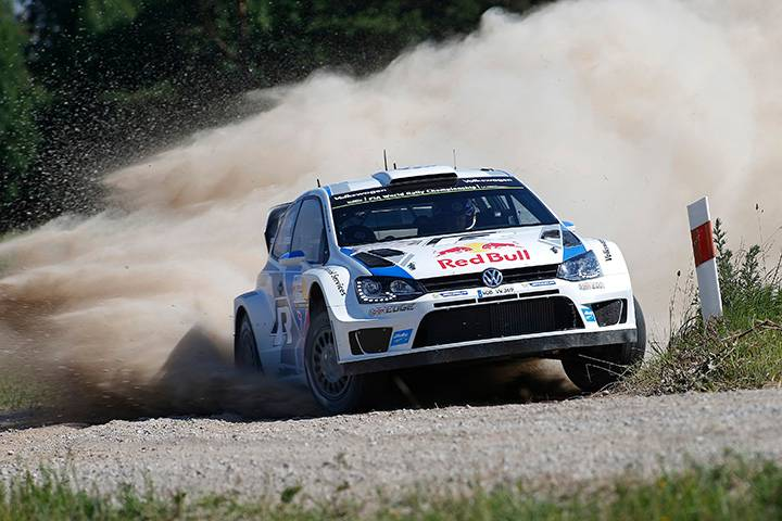 Great racing cars: 2013-14 Volkswagen Polo R WRC