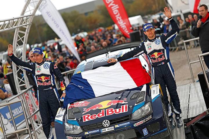 2015 Wales Rally GB