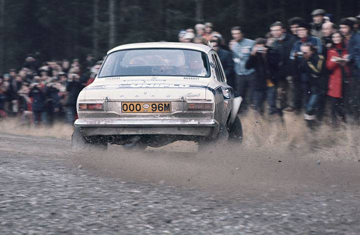 Roger Clark: Rally GB Hero