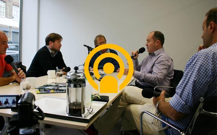 Robert Reid podcast
