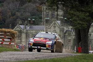 End of an era on Rally GB