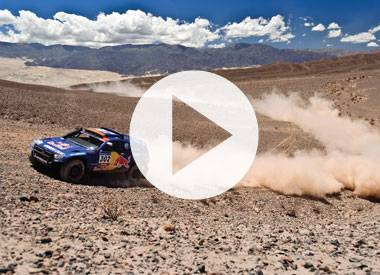 Dakar Rally 2010 – Part I