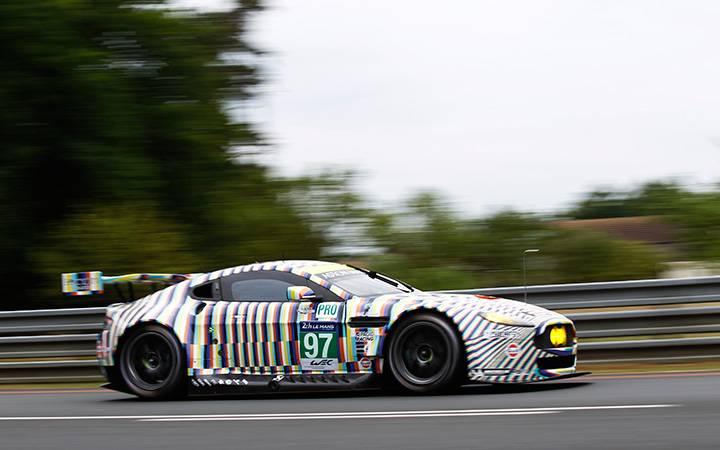 Darren Turner's Le Mans in pictures