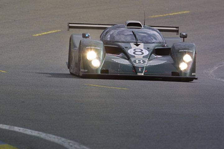 How a bottle top saved Bentley's Le Mans