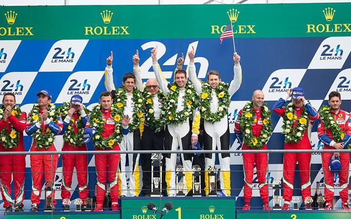 The quintessential Le Mans