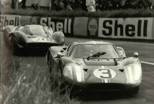 Roebuck's legends: Andretti at Le Mans