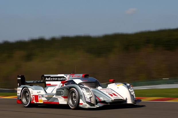 Should Audi quit racing at Le Mans?